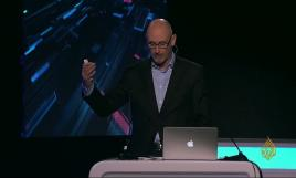 Embedded thumbnail for Keynote: True Global Enablement in the Newsrooms of Tomorrow. Tom Cordiner, Avid